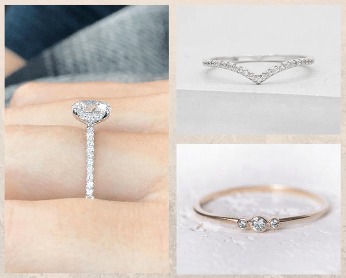 Как носить кольца, если у вас крупные суставы. Купить полуоткрытое кольцо