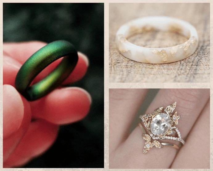 Как носить кольца, если у вас крупные суставы. Как проверить, подходит ли вам кольцо