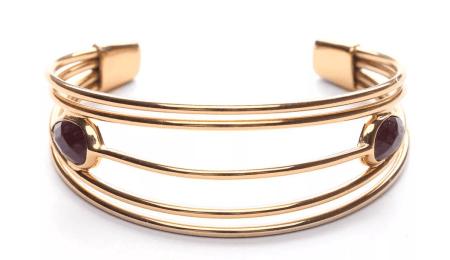 Украшение на руку: модные решения при создании и выборе браслетов. Женский браслет кафф из золота