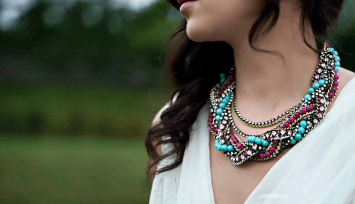 Украшения из натуральных камней: как правильно носить