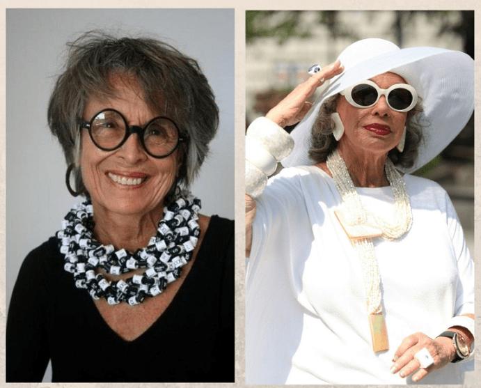 Как выбирать и носить украшения в зрелом возрасте. Серьги