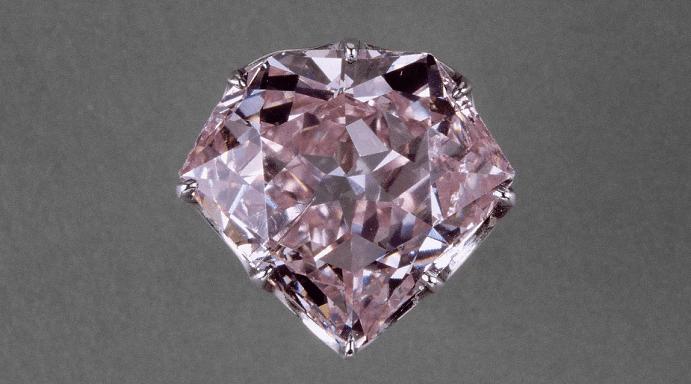 Гортензия: розовый бриллиант голландской королевы