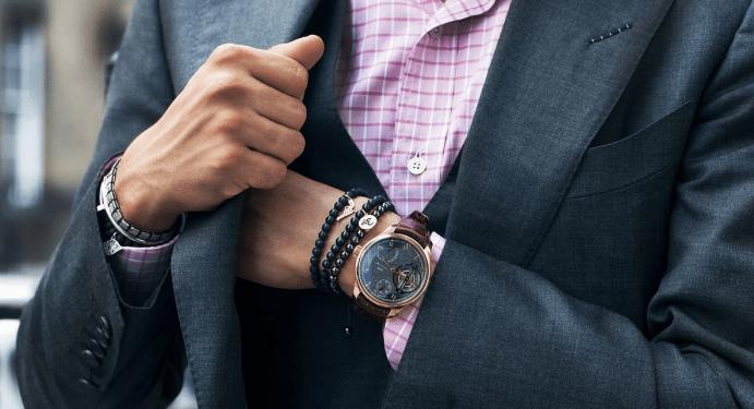 Выбор мужских наручных часов и аксессуаров