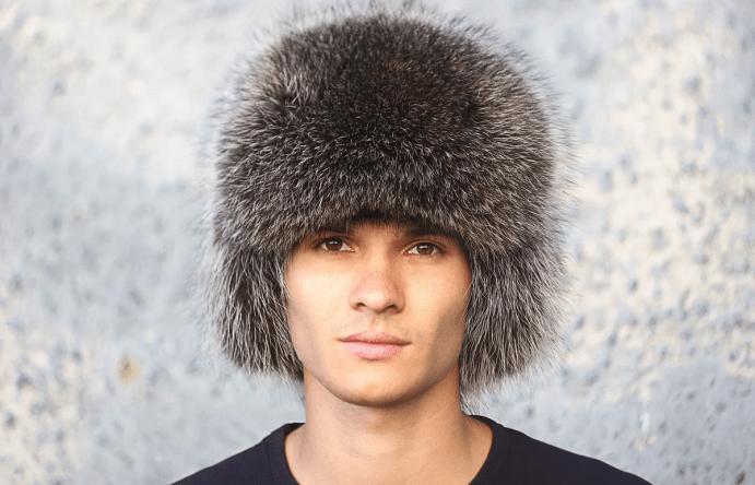 Ушанки мужские зимние меховые