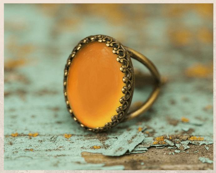 Кольцо настроения. История создания