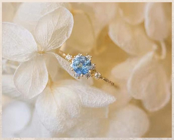 Топаз Скай Блю: небесно-голубой камень. Правила оценки