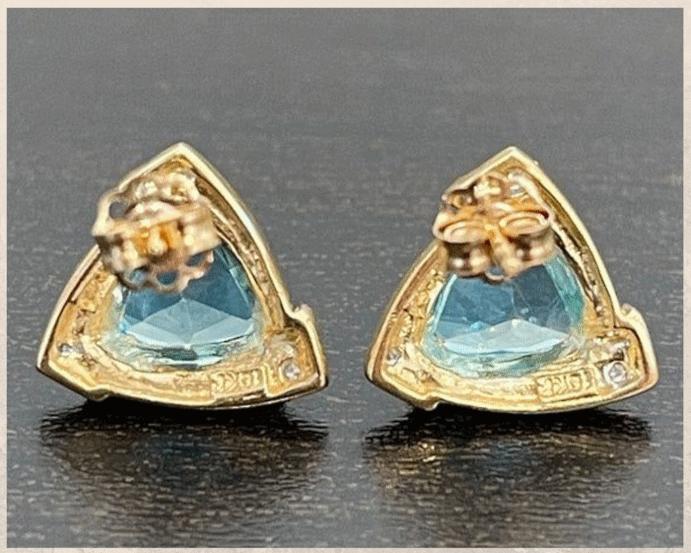 Топаз Скай Блю: небесно-голубой камень. Как ухаживать за камнем