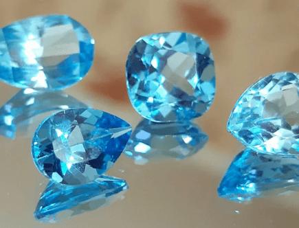 Свисс Блю топаз: завораживающая синева