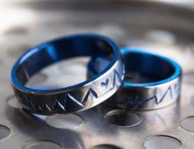 Титановые обручальные кольца: что нужно учесть при покупке