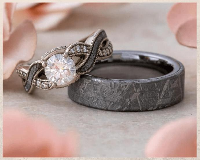 Титановые обручальные кольца. Особенности