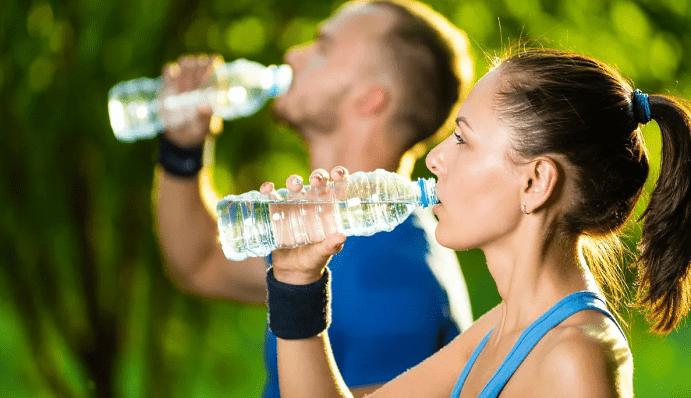 Важность воды для здоровья