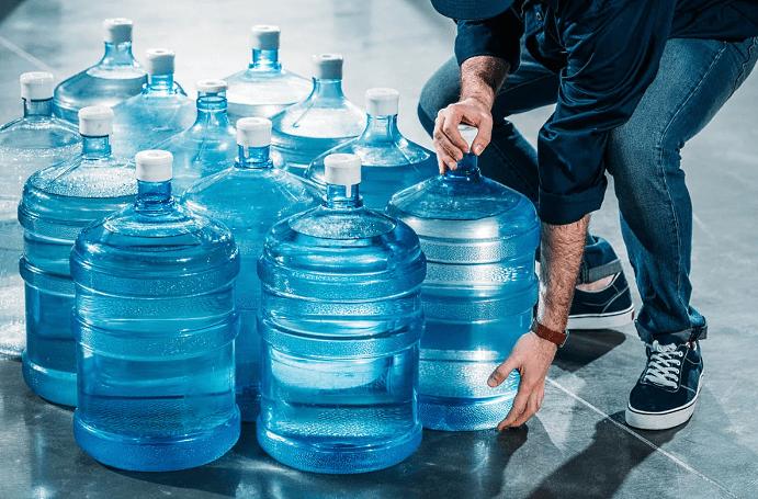 Условия доставки воды