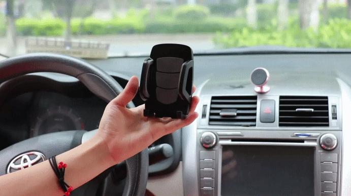 На что следует обратить внимание при выборе идеального автомобильного держателя