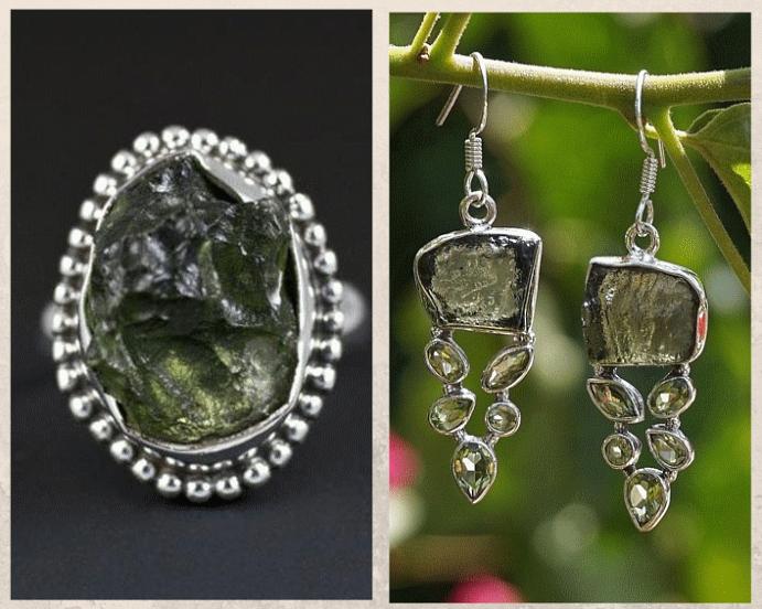 Молдавит: бутылочный камень из Чехии. Месторождения