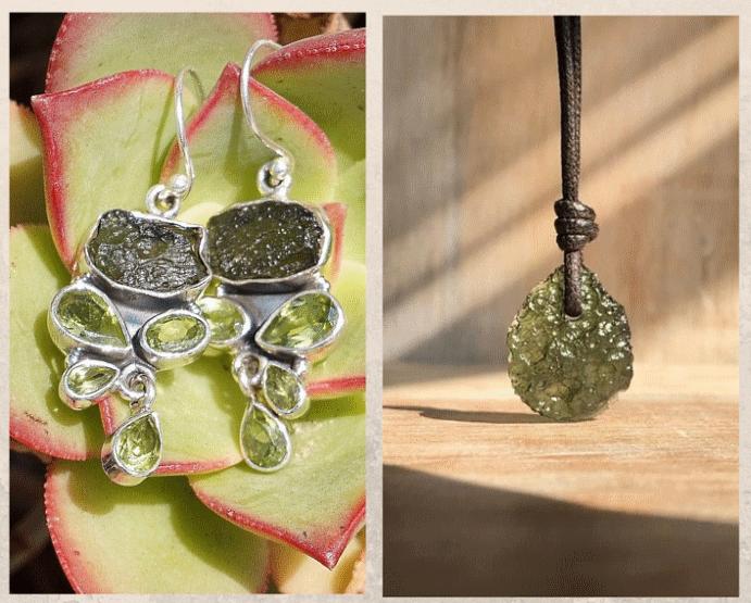 Молдавит: бутылочный камень из Чехии. Свойства и сфера применения