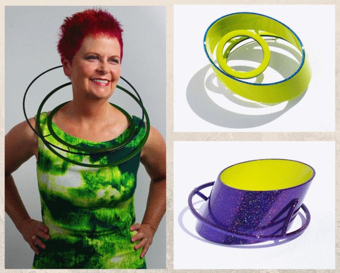 Рейчел Тьюэс: ювелирный дизайнер, который работает с трехмерными формами. История становления