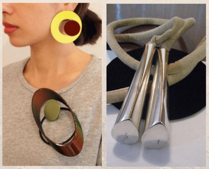 Рейчел Тьюэс: ювелирный дизайнер, который работает с трехмерными формами. Особенности стиля