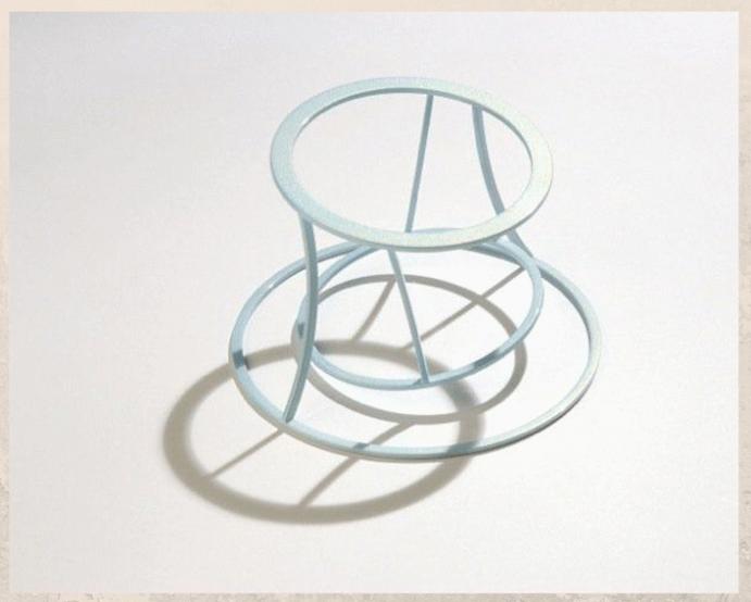 Рейчел Тьюэс: ювелирный дизайнер, который работает с трехмерными формами. Любимые материалы и технологии