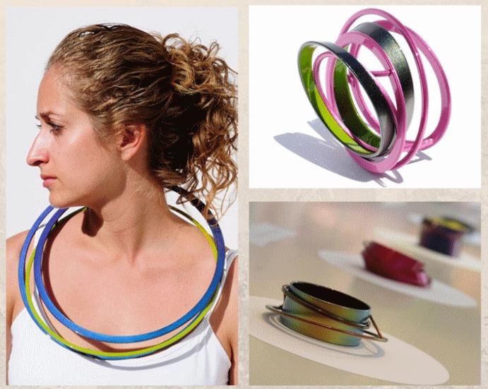Рейчел Тьюэс: ювелирный дизайнер, который работает с трехмерными формами. Стоимость работ