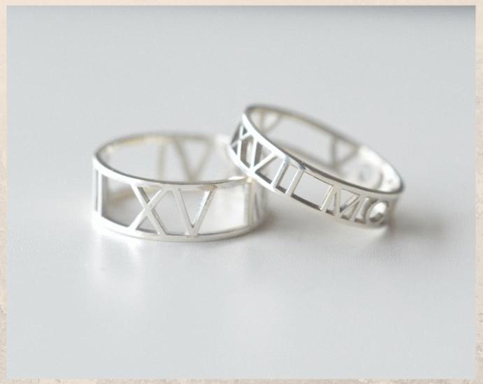 Серебряные обручальные кольца: почему спрос на них растет. Серебро — это практично?
