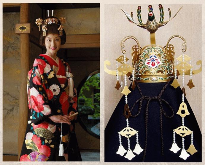 Традиционные украшения народов мира: как отличаются представления о красоте в разных культурах. Япония