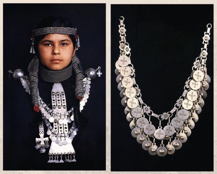 Традиционные украшения народов мира: как отличаются представления о красоте в разных культурах. Чили