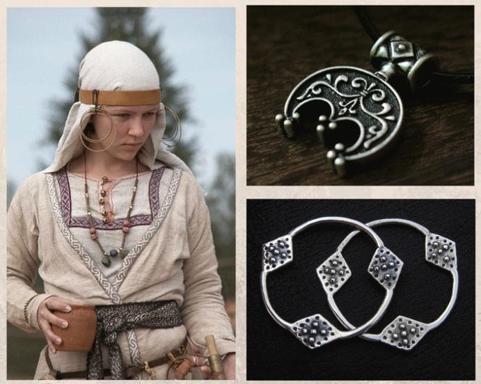 Традиционные украшения народов мира: как отличаются представления о красоте в разных культурах. Россия