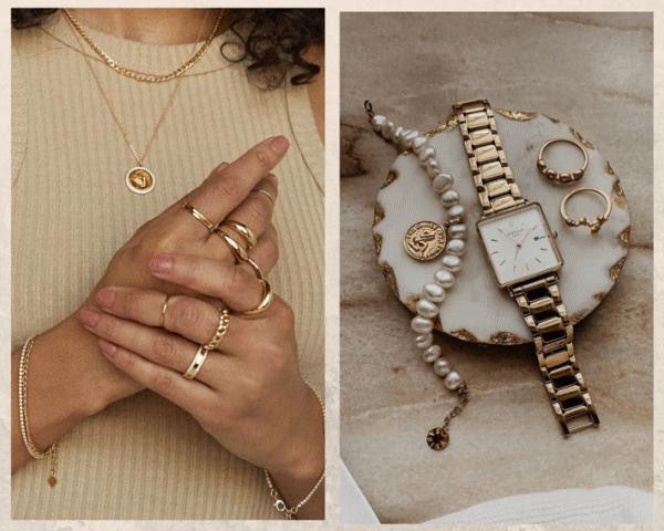 Страшно красиво: как не нужно носить ювелирные украшения. Не надевайте все и сразу