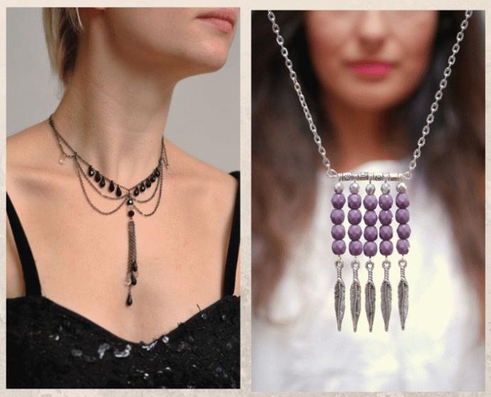Страшно красиво: как не нужно носить ювелирные украшения. Не игнорируйте фасон одежды