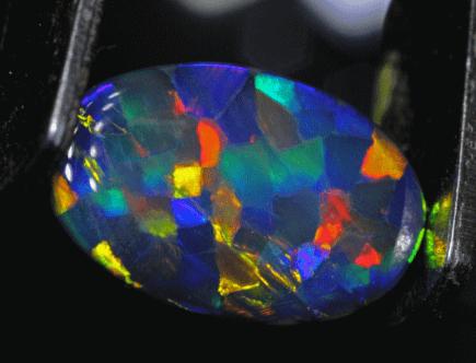 Опал «Арлекин»: яркий, веселый и дорогой