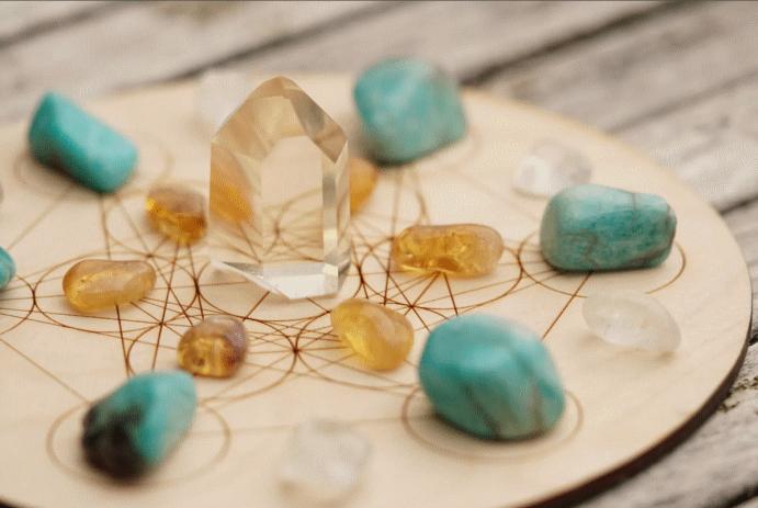 Лечение с помощью драгоценных камней