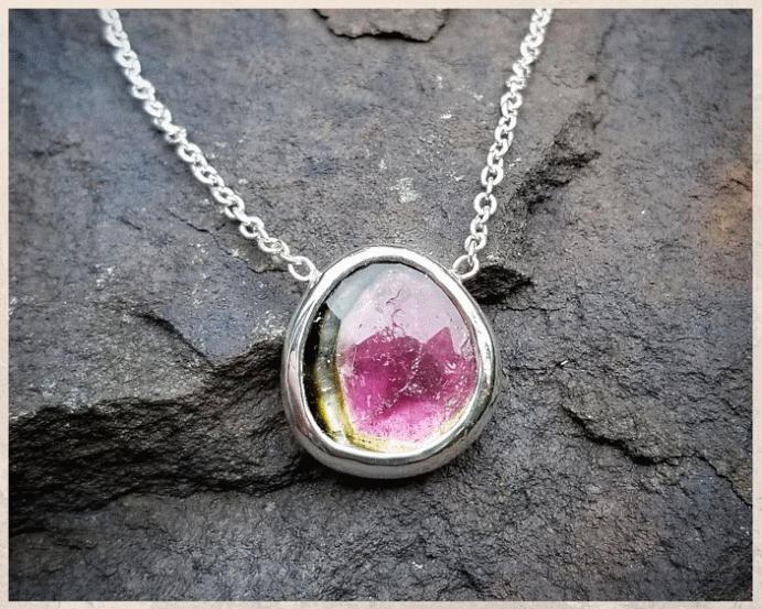 Арбузный турмалин: идеальный драгоценный камень для лета. Цвет