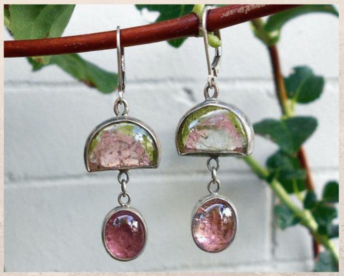 Арбузный турмалин: идеальный драгоценный камень для лета. Как отличить подделку