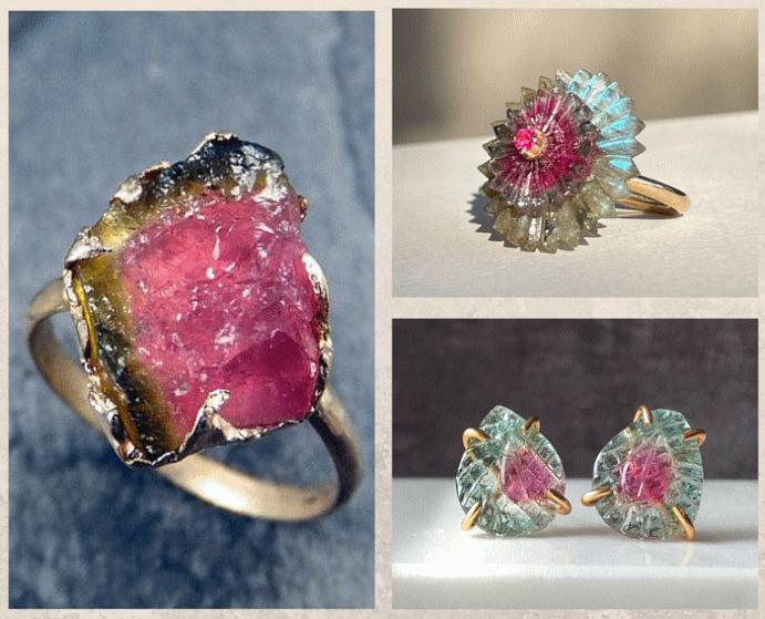 Арбузный турмалин: идеальный драгоценный камень для лета. Цены