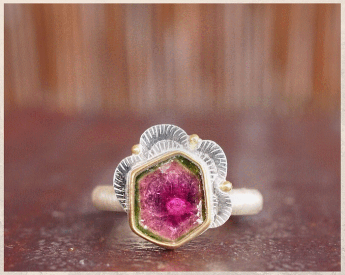 Арбузный турмалин: идеальный драгоценный камень для лета. Особенности ухода
