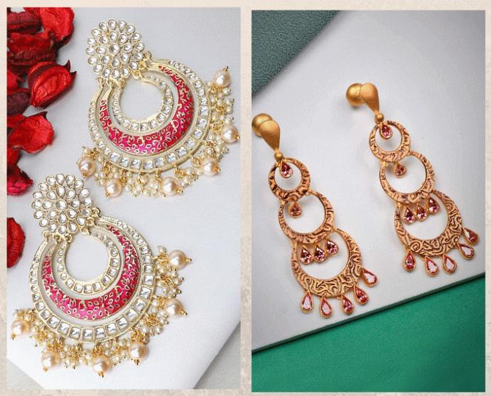 Серьги Чанд Бали: модный тренд из Болливуда. Луна в индуизме: значение символа