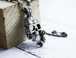 Подвеска Череп: символ смерти и бессмертия