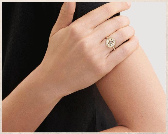 Перстень Роза ветров: для моряков и путешественников. Кому можно подарить