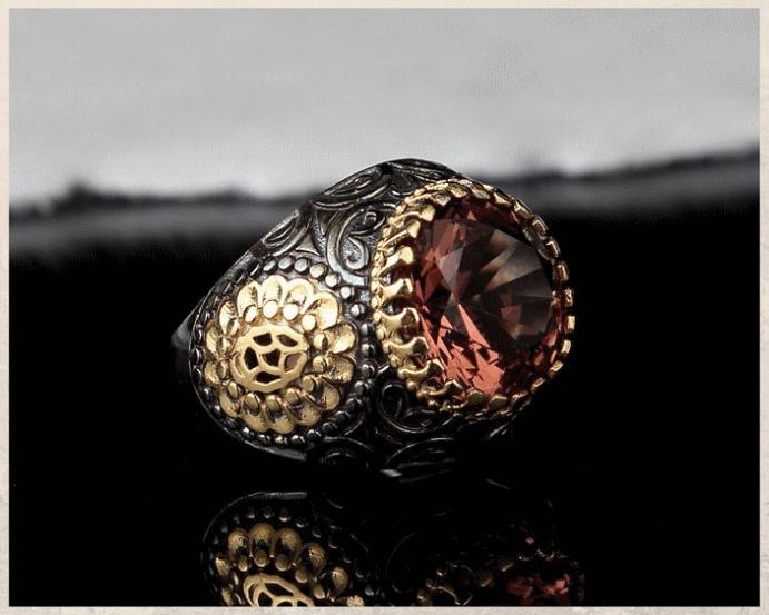 Султанит: двухцветный камень султана. Цветовая гамма