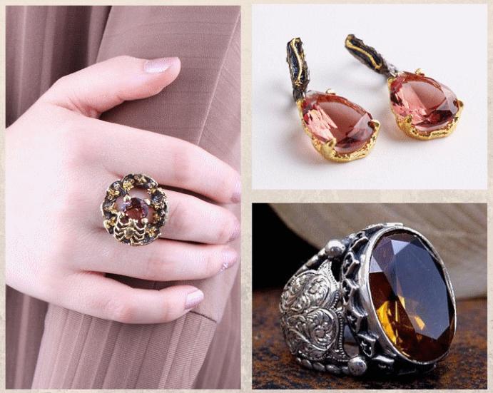 Султанит: двухцветный камень султана. Свойства