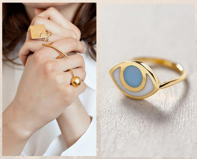 Модные ювелирные украшения: что носить осенью 2021 года. Коктейльные кольца