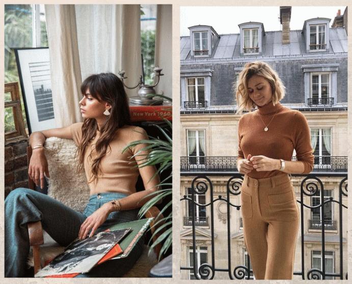Французский стритстайл: учимся носить украшения, как это делают в Париже. Общие правила