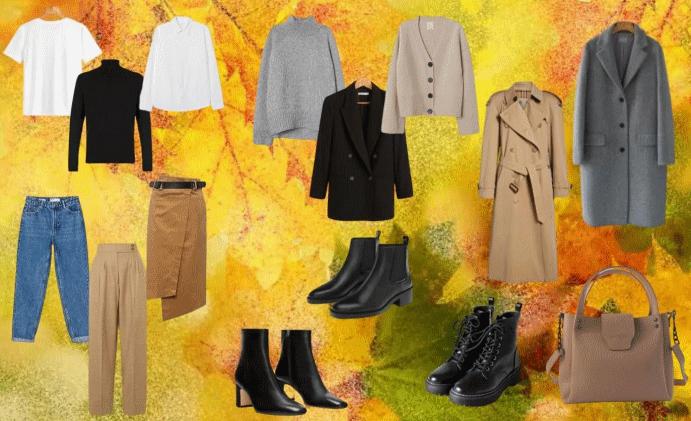 Как обновить гардероб к осени. Как выгодно купить одежду для нового сезона