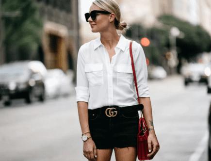 Какие украшения носить с рубашкой