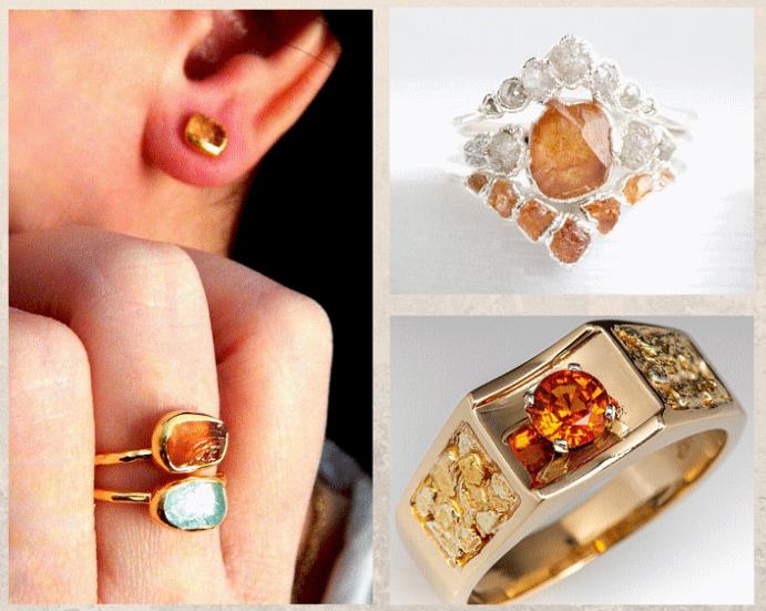 Спессартин: драгоценный камень мандаринового цвета. Свойства
