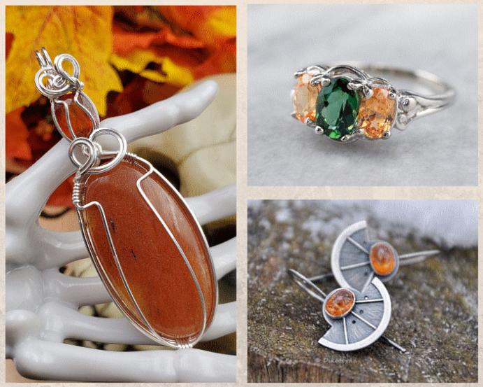 Спессартин: драгоценный камень мандаринового цвета. Месторождения