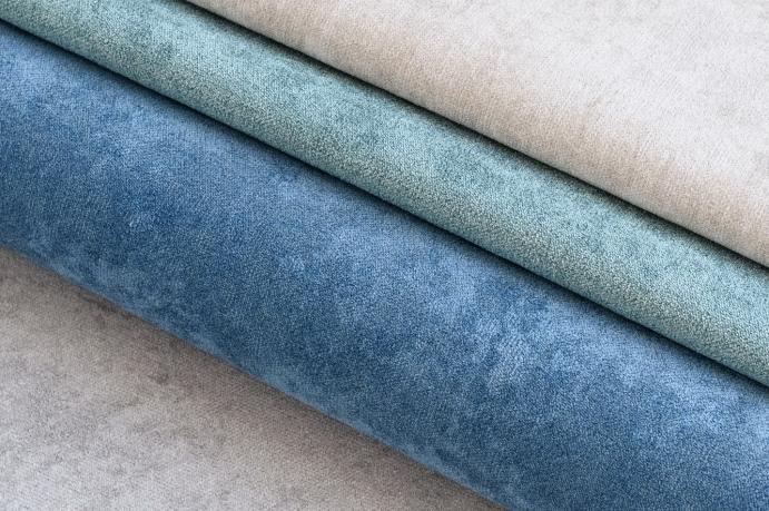 Ткань велюр: особенности и преимущества