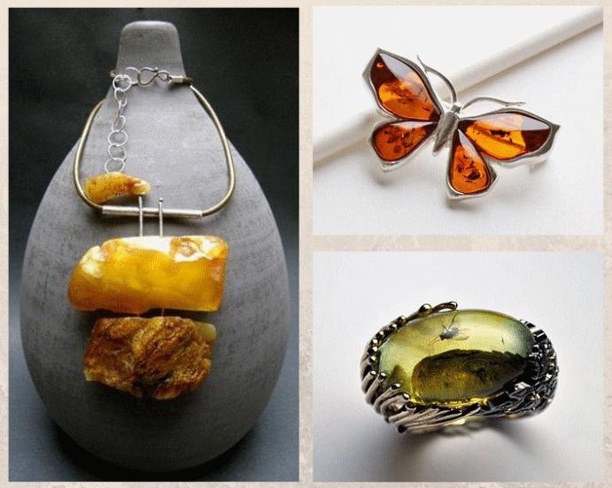 Как ухаживать за янтарными украшениями. Что нужно знать перед тем, как чистить янтарь
