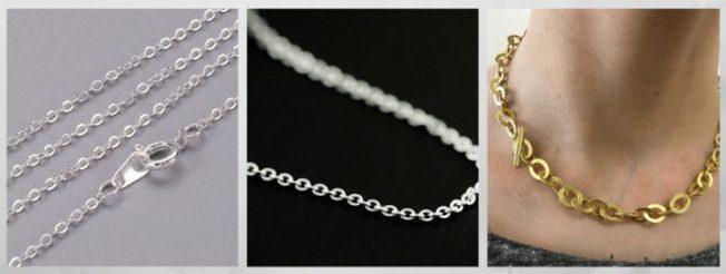 плетение Плоский бельцер цепи браслеты
