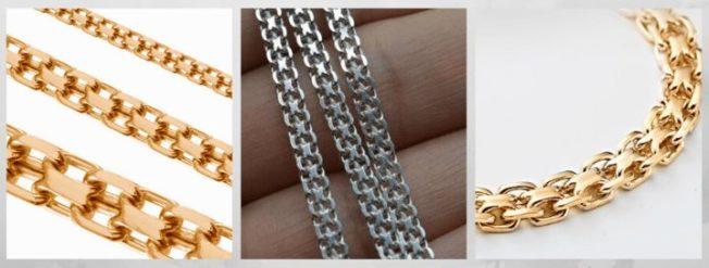 плетение Двойная якорная цепь